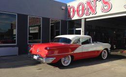 1956oldsmobilewhitewalls and align