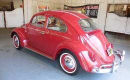63′ VW Beetle
