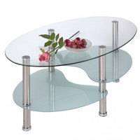 A Glassy Table for the Holidays | Glass Tabletops