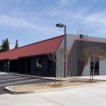 corporate glass shop | modesto glass | DMG headquarters