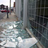 Broken Glass? | Commercial Glass Repair