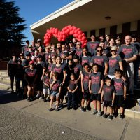 The Stanislaus County Heart Walk is Coming – Go. Fight. Walk. with Don's Mobile Glass