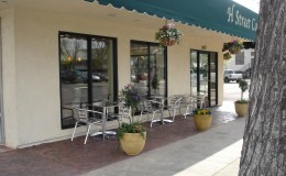 H Street Cafe, Modesto, CA #1