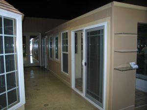 Residential Showroom Patio Doors