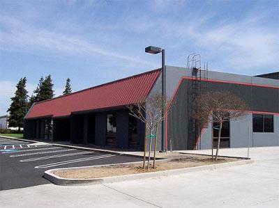 Corporate glass shop | Modesto Glass | Don's Mobile Glass Office