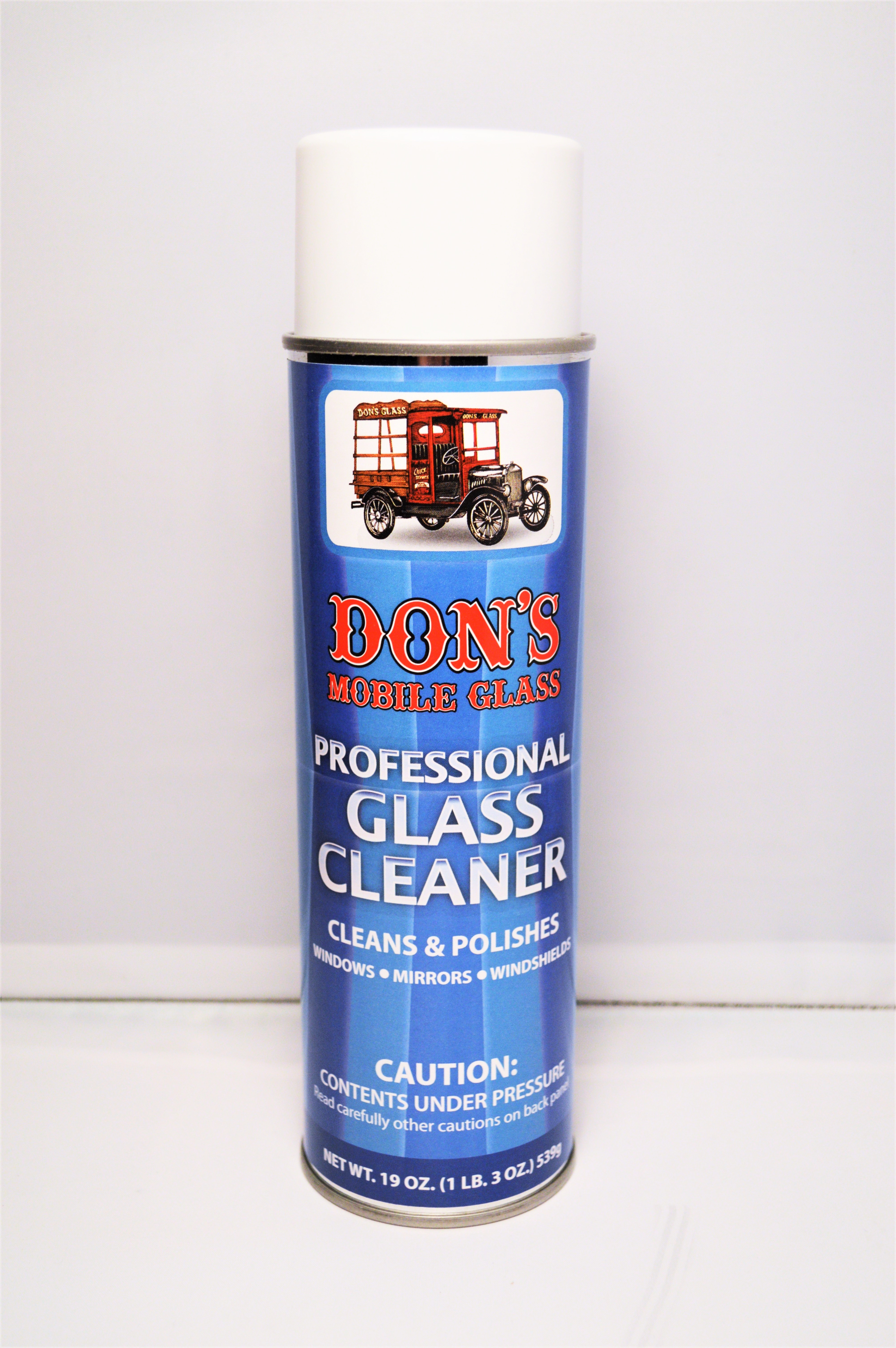 Don S Mobile Glass Professional Glass Cleaner 1 19oz