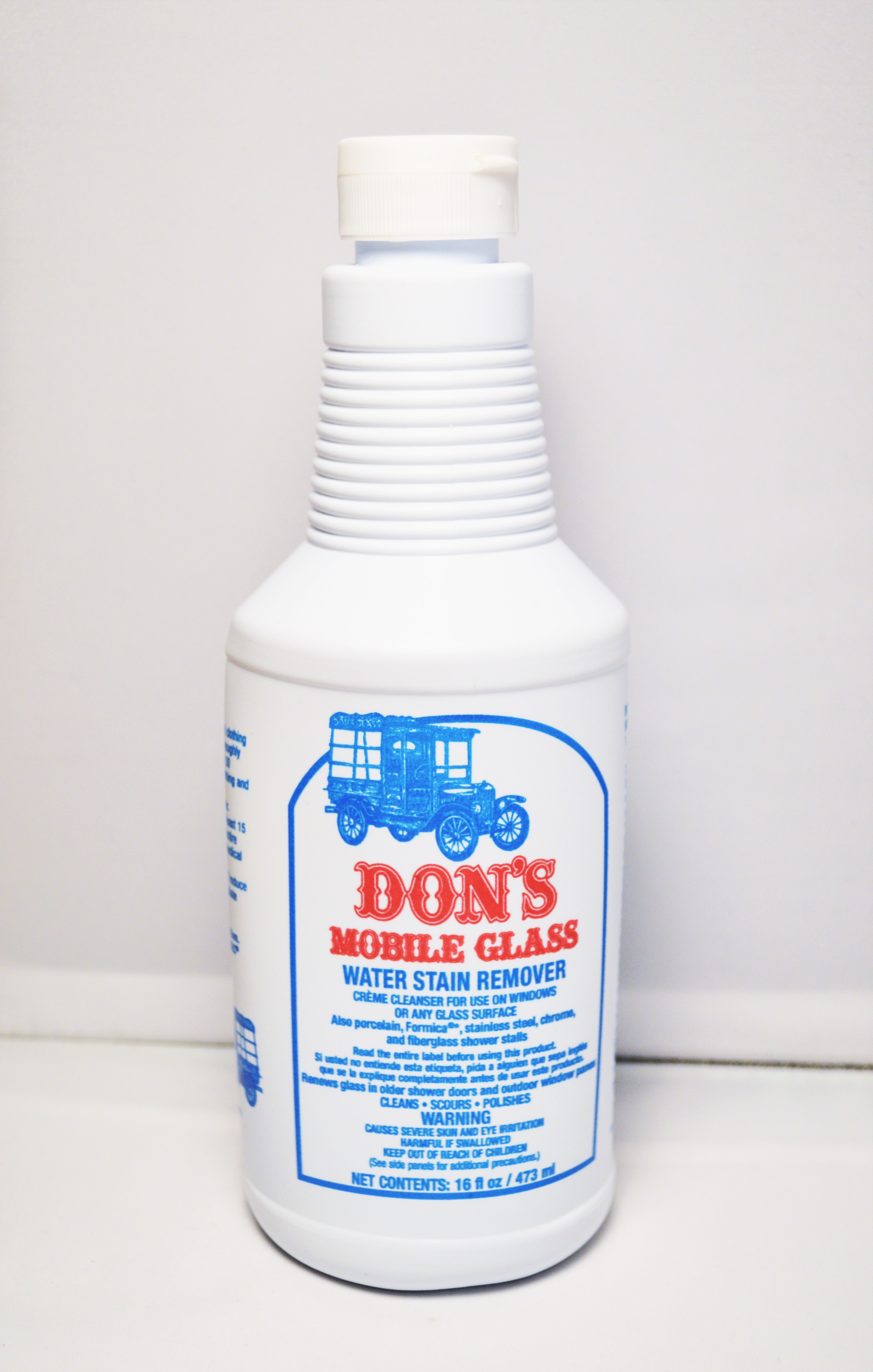 Don S Mobile Glass Professional Water Stain Remover 1