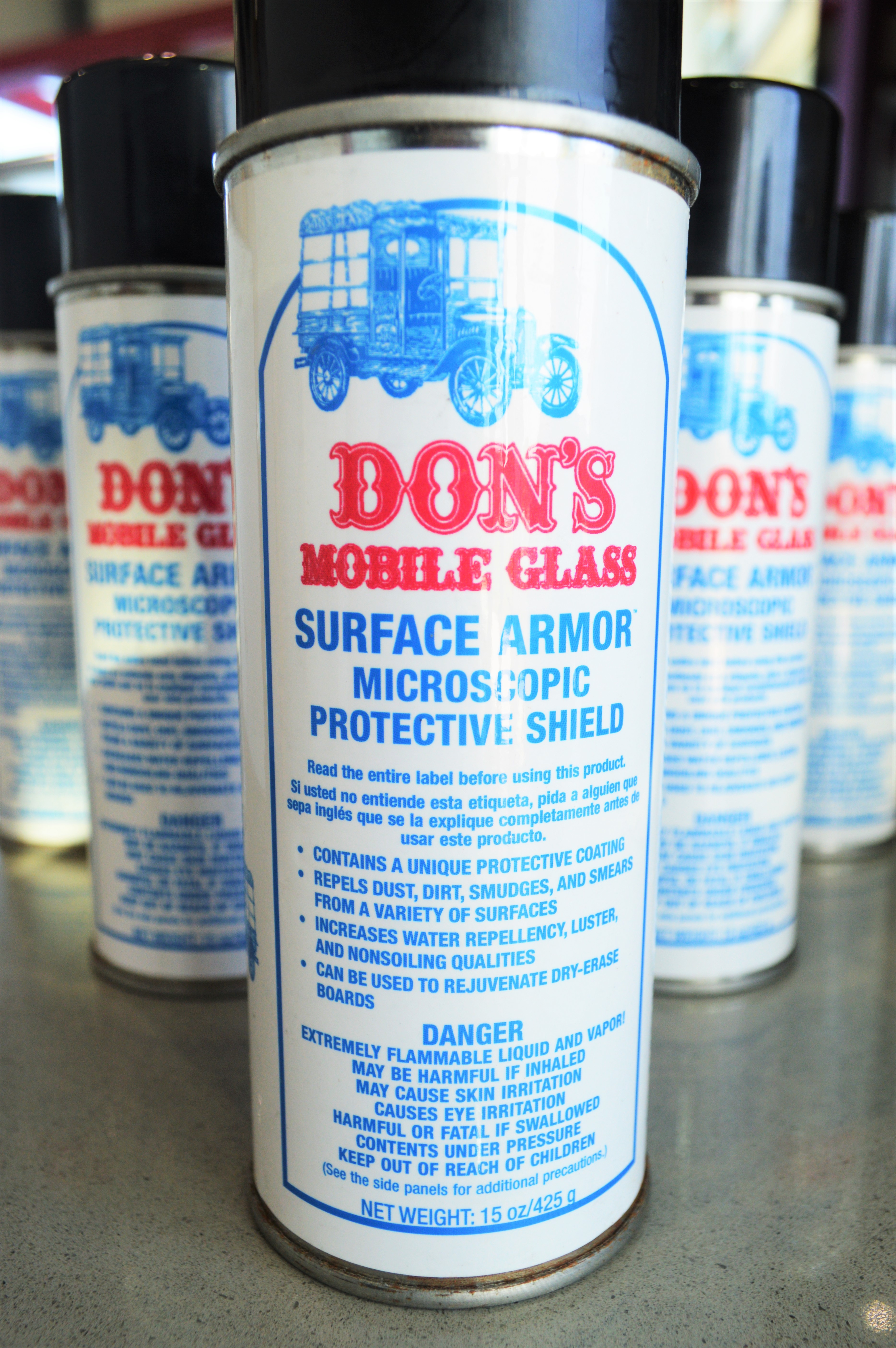 Dons Used Cars >> Don's Mobile Glass Professional Surface Armor 6 (15oz ...