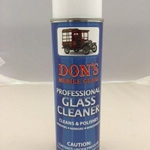 Professional Glass and Surface Cleaner