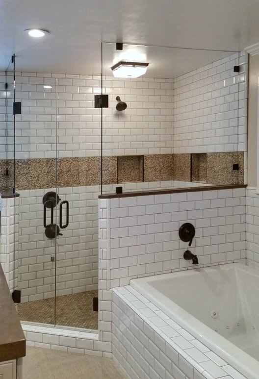 Shower Doors Ca Glass Doors Ca Custom Glass Don S
