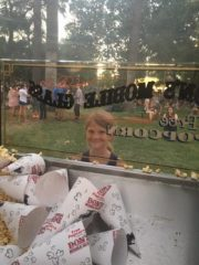 Get Your Free Popcorn At The Park!